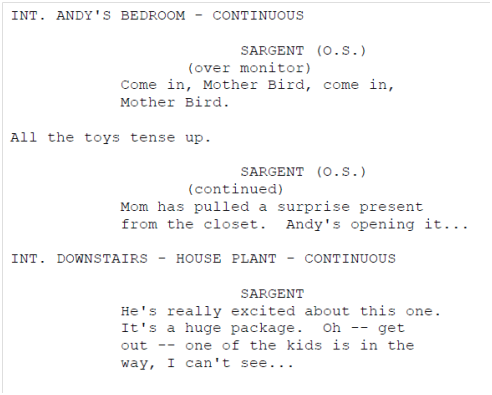 Toy Story Andy Font